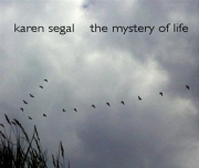 Karen Segal - The Mystery of Life - COVER